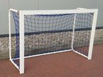 Bramka do piłki nożnej Interplastic 180 x 120 cm składana