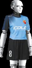 Komplet piłkarski Colo Change Damski