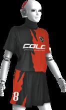 Komplet piłkarski Colo Fire