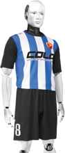 Komplet piłkarski Colo Giant P1 Junior