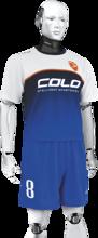 Komplet piłkarski sublimowany Colo Basic