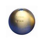Kula lekkoatletyczna wyczynowa mosiężna 5 kg