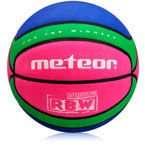 Piłka do koszykówki Meteor Cellular RBW