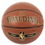 Piłka do koszykówki Spalding NBA Tack Soft Gold Series