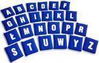 Zestaw Woreczków- Alfabet