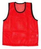 Znacznik treningowy Vinex siatka czerwony
