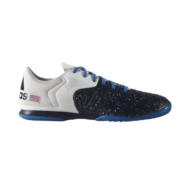Buty halowe Adidas X 15.2 Court AQ2523 +GETRY GRATIS