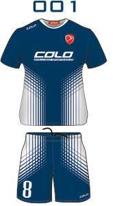 Komplet piłkarsk sublimowanyi Colo Impact