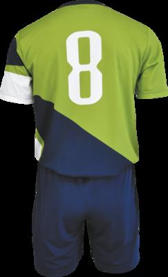 Komplet piłkarski sublimowany Colo Spike Pro