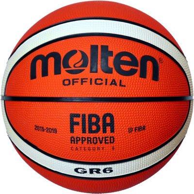 Piłka do koszykówki Molten  GR6-OI