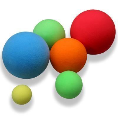 Piłka piankowa soft 16 cm
