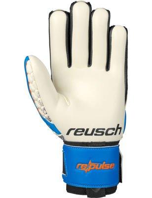 Rękawice bramkarskie Reusch Re:Pulse  Pro G2 Negative Cut + gratis