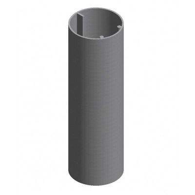 Tuleja montażowa słupka aluminiowego 116 x 76 mm