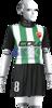 Komplet piłkarski Colo Giant P1 Damski